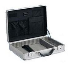 Aluminium lap top case Briefcase computer cases KL-459
