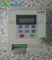 0.4KW 220V single phase input and 220v single phase output ac drives/variable speed drive/frequency converter/