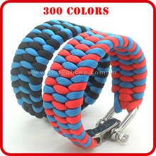 the newest vogue 550 paracord bracelet hot selling