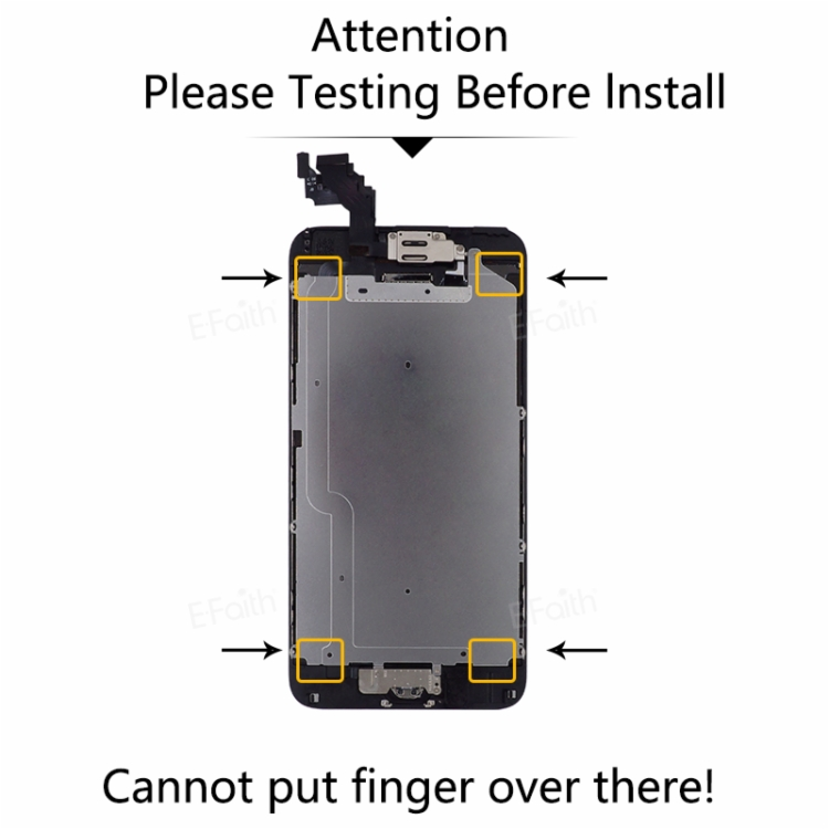 LCD Display for iphone 6 plus