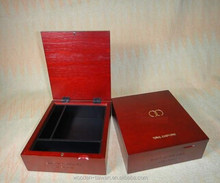 New develop wooden CD Box