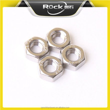 colored hex head dome cap bolts and nuts hot sale!