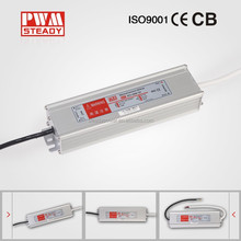 CE approved 100W 48Vdc Waterproof LED Driver/Power Supplies
