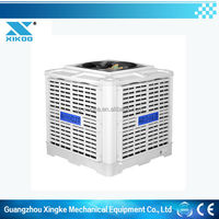 on sale electricity saving greenhouse cooling system with LCD display