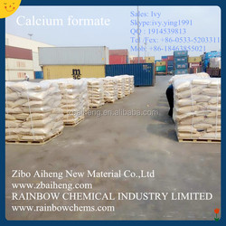 High Quality Formic Acid Calcium Salt Cas No. 544-17-2 Industry Grade And Feed Grade 98 Calcium Formate
