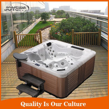 indoor jetted massage spa sex family spa tub usa massager bath hot tub
