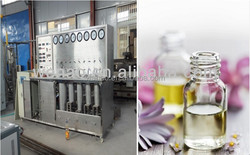 Extractor Type and Plant Application supercritical fluid extraction