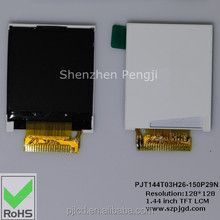 1.44 inch touch panle for TFT LCD (PJT144T03H26-150P29N)
