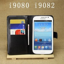 Flip Leather Wallet Case For Samsung Galaxy Grand Duos i9082 i9080