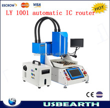 Newest Professional LY 1001 automatic IC router simple and luxury pack