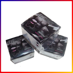 New design printing clear PVC box & clear plastic box wholesale