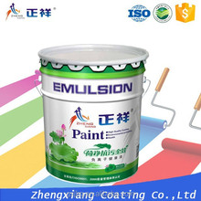 Natural and low-odor wood wall paint designs made in China