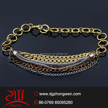 different types of necklace chains jewelry stainless steel dubai gold jewelry necklace