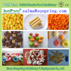 corn cheese puffs snack core filling snack machine extrusion snack food extruder