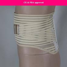 Elástico de la cintura trimmer correa de tracción Lumbar adelgaza la correa de cintura de la talladora Lumbar aparato de tracción para Lumbar espondilosis treatmen