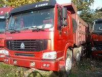 SINO howo used man diesel truck