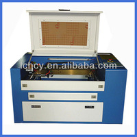 50w up down table for rubber leather laser engraving machine