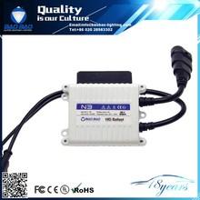 Kit luci xenon HID con adattatore per H1 H4 H7 35W fascio singolo x MOTO 6.000k N3-BAOBAO