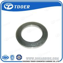 Hot selling Pr6.0 125X82X15Mm Tungsten Carbide Rolls For Forming Smooth Steel Wires