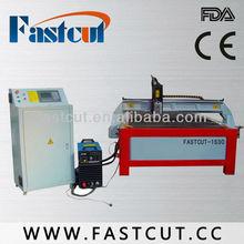 industrial Advertising CNC plasma Metal engracing machine for stain steel