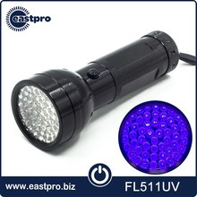 Alibaba express led purple light uv torch flashlight