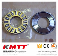 Brass cage and stock Thrust cylindrical roller bearing 81128
