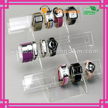 hot sale acrylic watch display stand