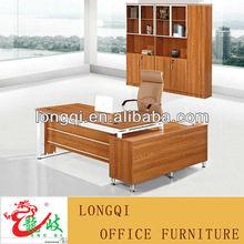 2013 new design hot sale modern office desk/melamine office furniture/manager office desk M6531