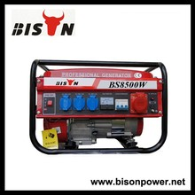 BISON(CHINA) Swiss Kraft Generator and Portable Generator for European Market