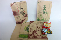 hot sale food grade paper foil stand up packaging bags good price item