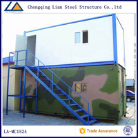 Custom design modular drawing container house