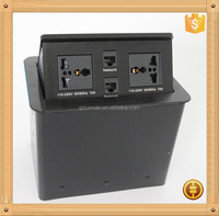 Interface protector ac power socket adaptor no welding