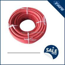 high quantity braided cloth covered rubber air hose