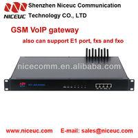 8 ports 64 sim cards gsm gateway GOIP16