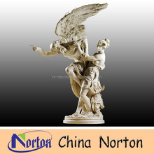 life size marble roman man and woman statue price NTMS376S