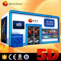 Europe popular game 12d 6d 9d 5d cinema 5d theater cabin