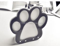 Desktop mini acrylic photo frame,magnet acrylic photo frame,small acrylic photo display