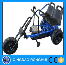 New cheap two seater go kart price for sale