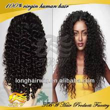 factory prices top quality popular curly bleached knots invisible hairline natural looking brazilian Deep Curly lace front wigs