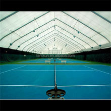 ISO certificated 25x25m alu frame cheap basketball court covering for sale