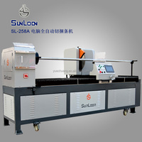SL-258A automatic fabric binding cutting machine with low price