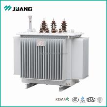 pole mounted 10kv 11kv 400v 415v 1000kva 3 phase oil filled electrical isolation high voltage power distribution transformer