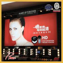 outdoor banner mart advertising light box UV/PET light film printing