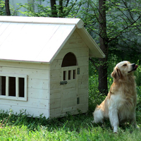 large metal backyard outdoor cheap small wood dog kennel