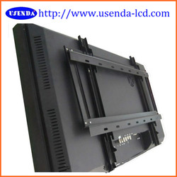 55 Inch LCD Computer PC Monitor Wall mounted High definition Advertising