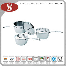 New design stainless steel cooker set