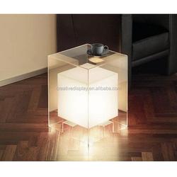 Famous brand custom acrylic cube box,acrylic shoe box,clear acrylic box