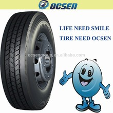 11r22.5 todo el acero de neumáticos de camión con alta garantía de ruedas haida