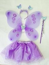 carnival occasion fairy butterfly wing