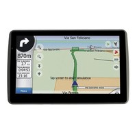 5'' car gps navigator sd card free map